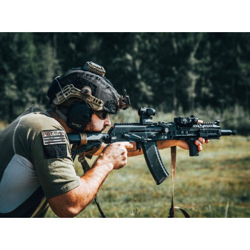 Интеллектуальная подготовка при обращении с оружием