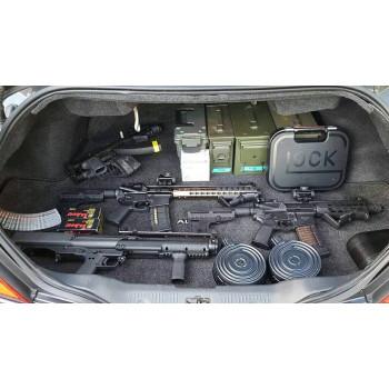 Ношение и транспортирование оружия