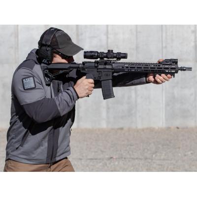 Основы стрельбы: техника удержания оружия и стойка