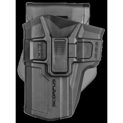 Кобура поворотная с кнопкой для SIG SAUER P226 (левша) - от Rusdefense