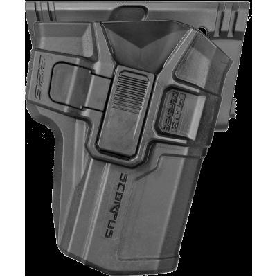Кобура M24 с кнопкой на ремень для SIG P226 - от Rusdefense