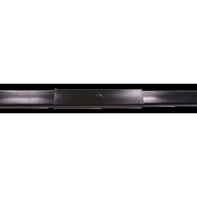 Комплект вертикальных направляющих с переходником (125 см)