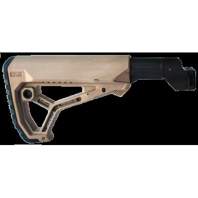 Полимерный приклад GL-CORE с трубкой AK 100P - от Rusdefense