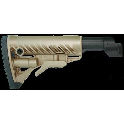 Полимерный приклад GLR-16 с трубкой AK 100P - от Rusdefense
