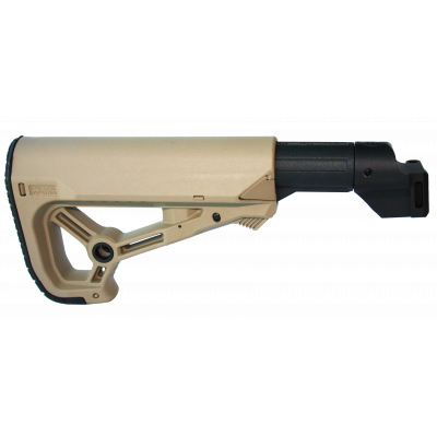 Полимерный приклад GL-CORES с трубкой AK 100P - от Rusdefense