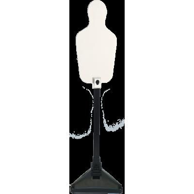 Комплект падающих самозатягивающихся мишеней (стойка, опора, шарнирный механизм, 2 цели) - от Rusdefense