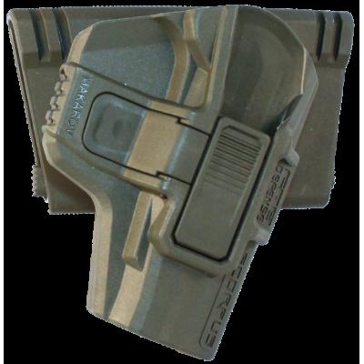 Кобура M24 с кнопкой на ремень для Макарова - от Rusdefense