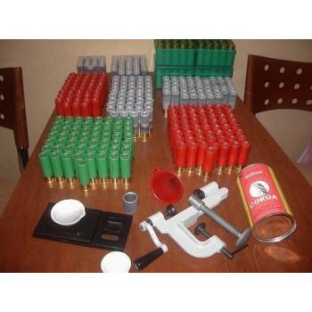 Самостоятельное снаряжение боеприпасов к гражданскому огнестрельному оружию, часть 2