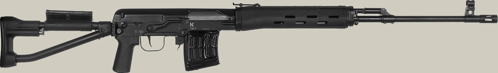 тигр исп 02,снайперская винтовка